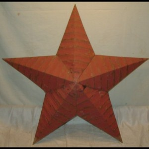 Barn Red Star