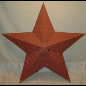 Barn Red Star